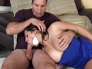 Big booty glamorous brunette shemales tight ass dominated by daddy