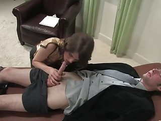 A real delight for tranny to fuck in the ass