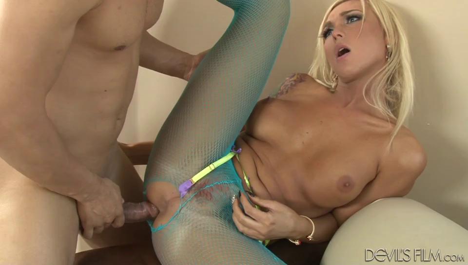 Beautiful Blonde Pussy Fuck